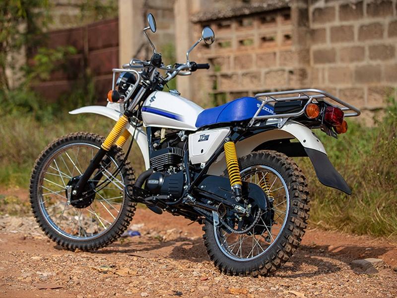 Suzuki 2R - TF125