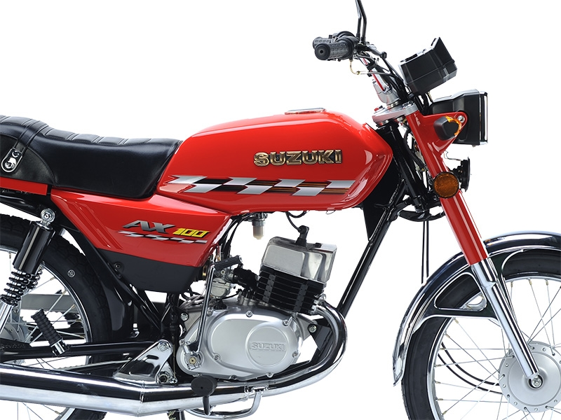 Suzuki 2R - AX100