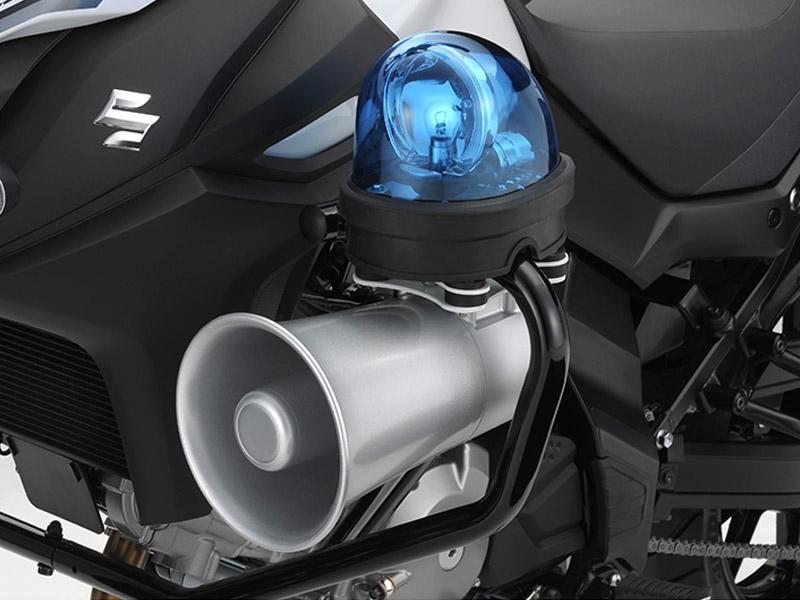 Suzuki 2R - V-STROM 650 POLICE