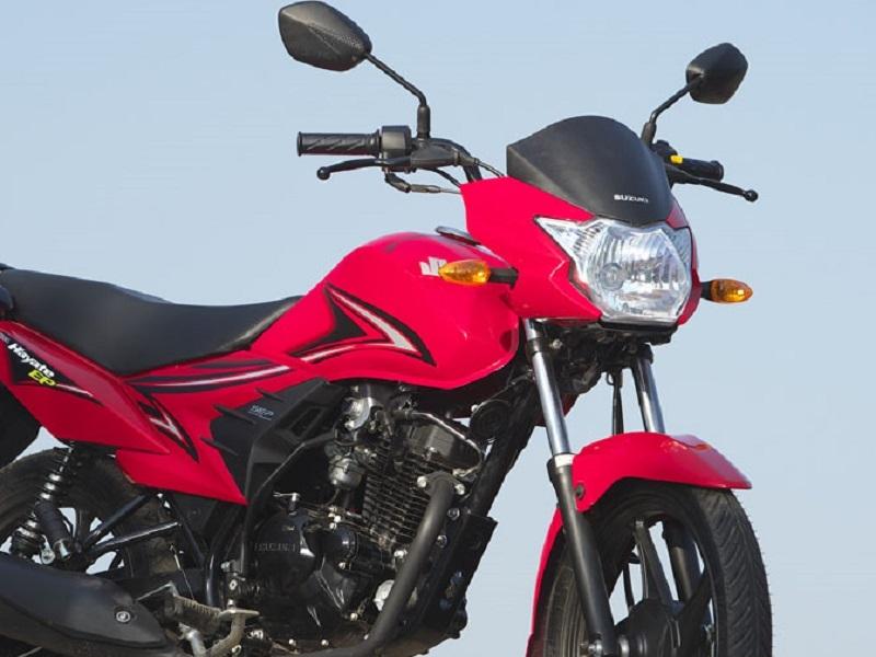 Suzuki 2R - HAYATE